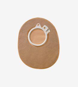 Bolsa Colostomia e Ileostomia Fechada TRANSPARENTE MAXI 60mm - Sensura Click - Caixa com 30 Unidades  - Coloplast 10186
