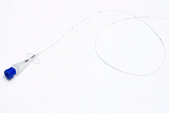 Cateter Central de Inserção Periférica com Introdutor Peel Off Sem Fio Guia - PICC 1.9 FR - GMI - 650-19