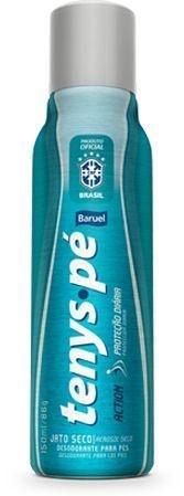 Desodorante Tenys Pé Jato Seco Baruel  Action