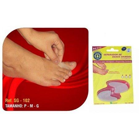 Separador de Dedos Skingel - Ortho Pauher