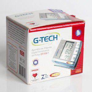 Aparelho de Pressão Digital Automático de Pulso - G-Tech