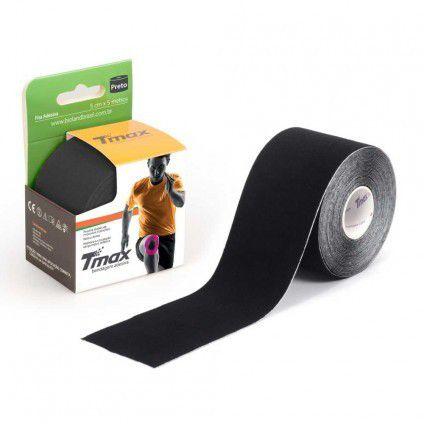 Bandagem Elástica Funcional Adesiva 5cm x 5m - Tmax