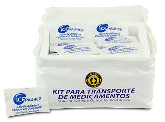 Bolsa para Transporte de Insulina e outros Medicamentos - Ortho Pauher