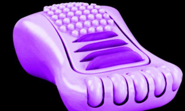 Massageador para os Pés Happy Foot - Ortho Pauher