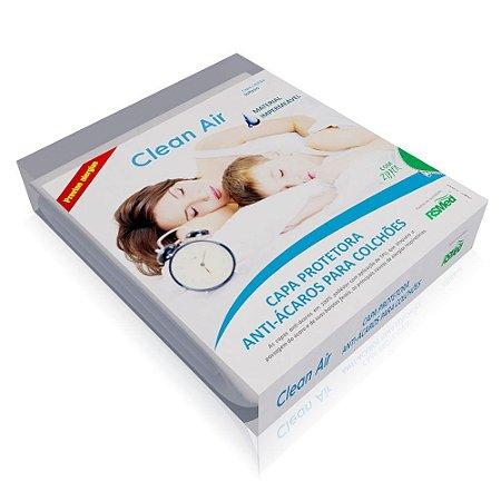 Capa Protetora Anti-Ácaros para Travesseiros Adulto - RSMed