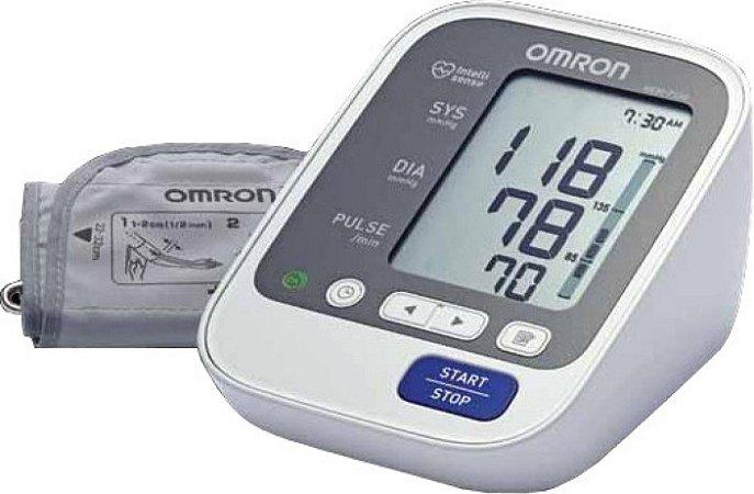 Monitor de Pressão Arterial Automático de Braço Elite HEM 7130 - Omron