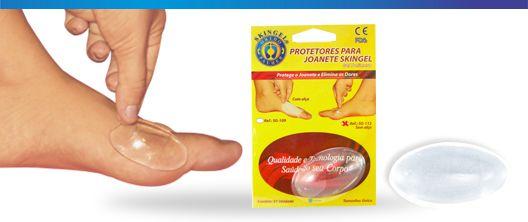 Protetor para Joanete Skingel SG112 - Ortho Pauher