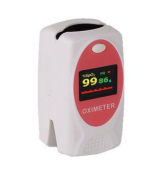 Oxímetro de Dedo Modelo Pediátrico PC-60D2 Mobil Saúde