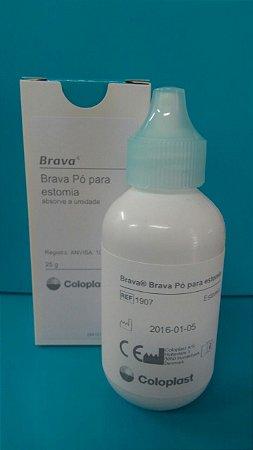 Pó para Estomia  /  Ostomia - Brava (Ostomy Powder) - Coloplast 1907