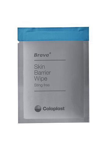 Lenço Barreira de Pele para Estomia Brava - Coloplast 12021