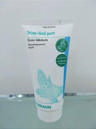 Creme Hidratante Trixo Lind Pure 100 ml - B BRAUN