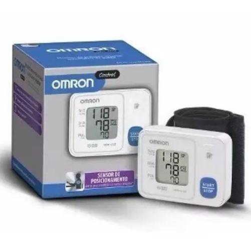 Monitor de Pressão Arterial de Pulso Automático HEM-6124 - Omron