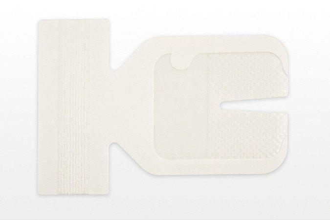Curativo Adesivo Pharmapore PU IV para Fixação de Cateteres - Caixa com 100 Unidades