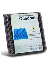 Almofada/ Forração Ortopédica Quadrada (Caixa de Ovo) - Copespuma