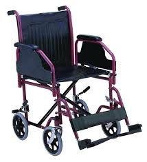Cadeira de Rodas em Aço 1905 Mobil Saúde