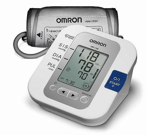 Monitor Pressão Arterial automático de Braço Omron HEM 7200