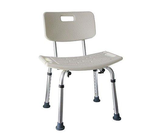 Cadeira Para Banho com Encosto - Mebuki