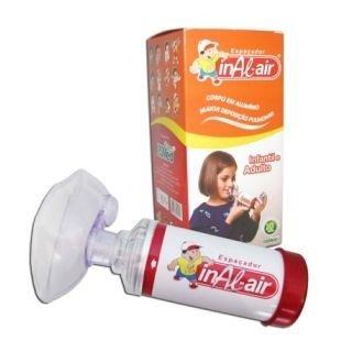 Espaçador alumínio inAl-air Infantil e Adulto