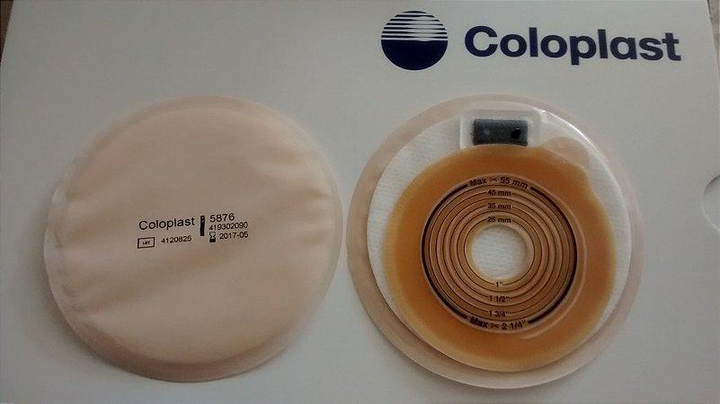 Alterna Perfil Mini Cap Proteção para Ostomia 1 peça  - Coloplast 5876 / 17444
