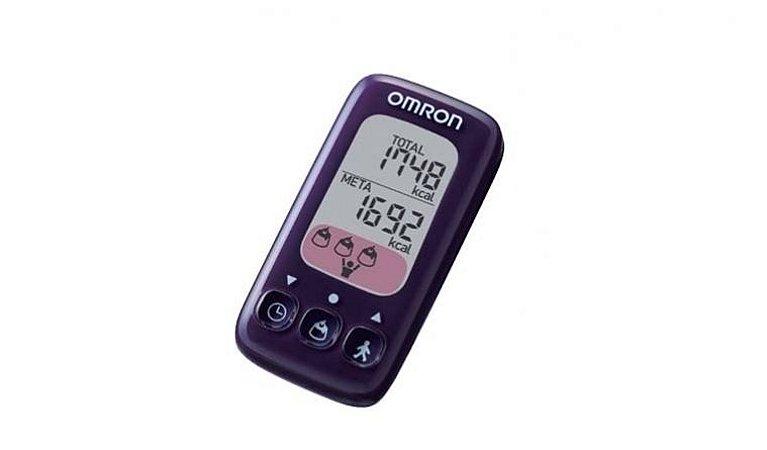 Monitor de Atividade Física / Pedômetro HJA-310 - Omron