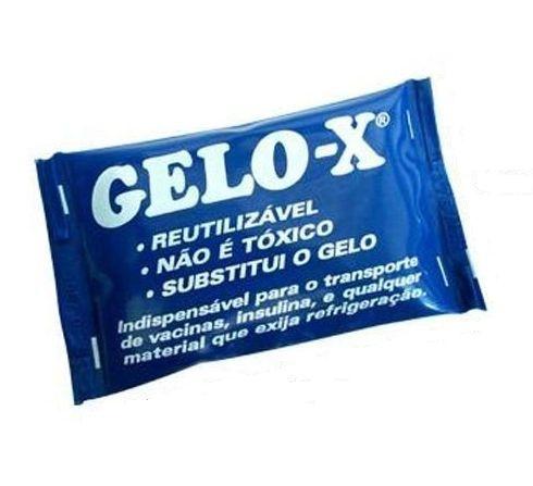 Gelo Reutilizável Flexível GELOX - Termogel