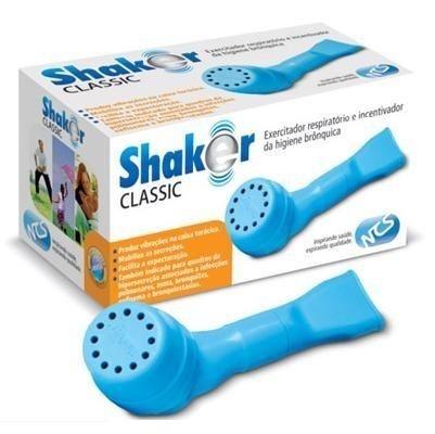Shaker Classic Incentivador da Higiene Brônquica - NCS