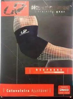 Cotoveleira Ajustável Training Gear Neoprene - Hammerhead