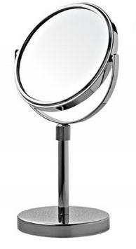 Espelho de Aumento Dupla Face Princess - G-Life