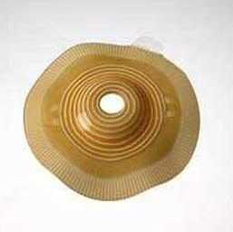 Placa Base Adesiva ALTERNA CONVEX  FLANGE 40mm RECORTE 21mm – Coloplast 46747/ 17745