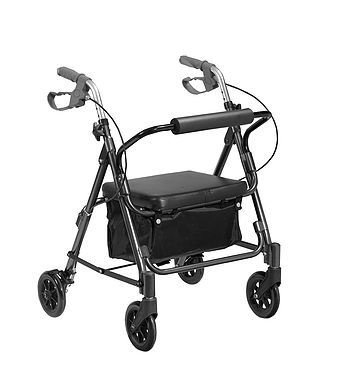 Andador com 4 Rodas Mobil Saúde Ref 1008