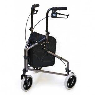 Andador com 3 Rodas Mobil Saúde Ref 42024