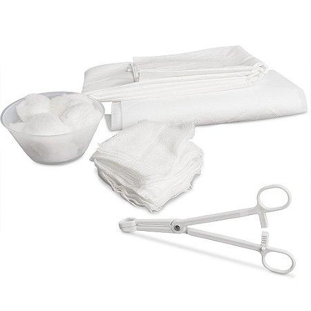 Kit de Sondagem Vesical Auxiliar Minicath - Kolplast