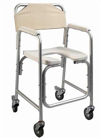 Cadeira Higiênica / Sanitária Lux - Mobil Saúde