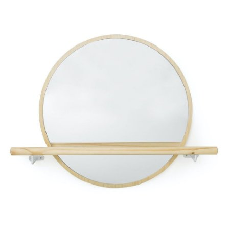 Espelho com barra de apoio (Collab com Arq. Cris Passos)