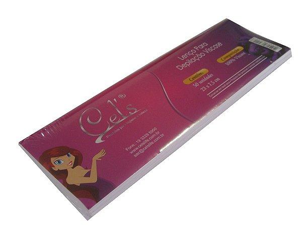 Papel para depilação - 50 unidades