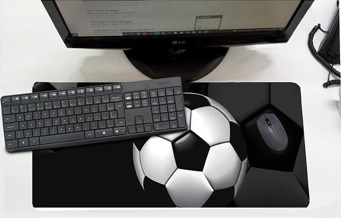 Mouse Pad / Desk Pad Grande 30x70 Infantil - Futebol PB MPG106
