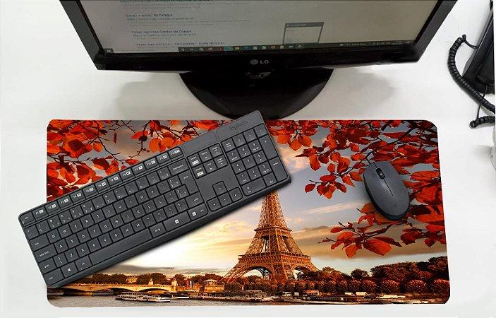 Mouse Pad / Desk Pad Grande 30x70 - Paris