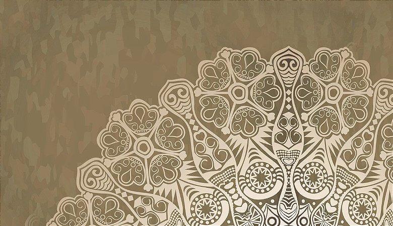 Quadro Mandala Renda - Diversos Tamanhos