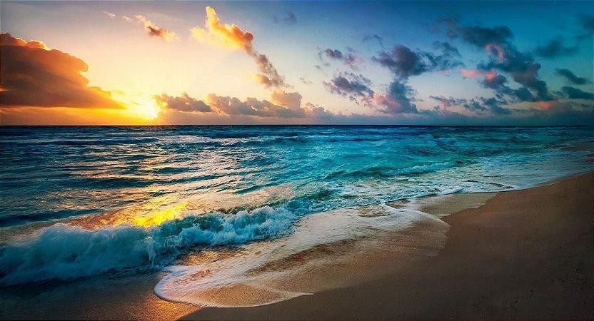 Quadro Praia 21  - Diversos Tamanhos