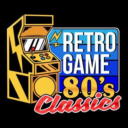 Quadro Retro Game - GK11 30x30