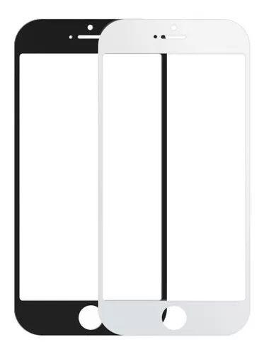 Vidro iPhone 6s Plus com Aro