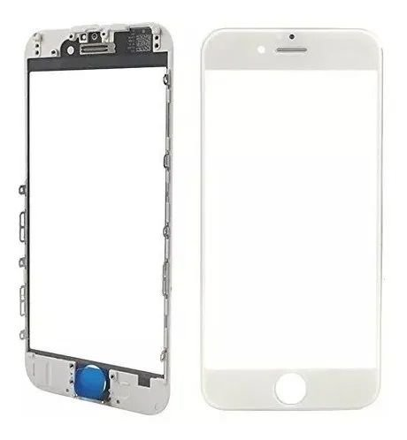 Vidro Apple iPhone 7 com Aro