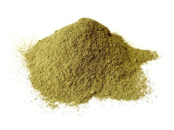 KRATOM-25 grs pó kratom green riau (mitragyna speciosa)