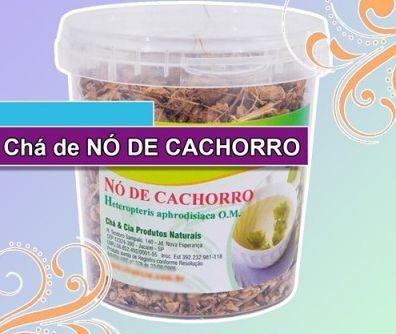 NÓ DE CACHORRO - Heteropteris aphrodisiaca O.M. 100g