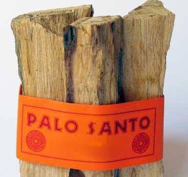 palo santo - bursera graveoleons - madeira sagrada com 50 grs