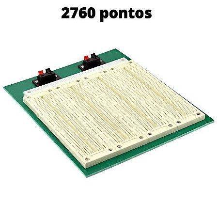 Protoboard de 2760 Pontos
