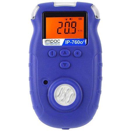 Medidor de OXIGÊNIO (O2) IP-760o2 NR33