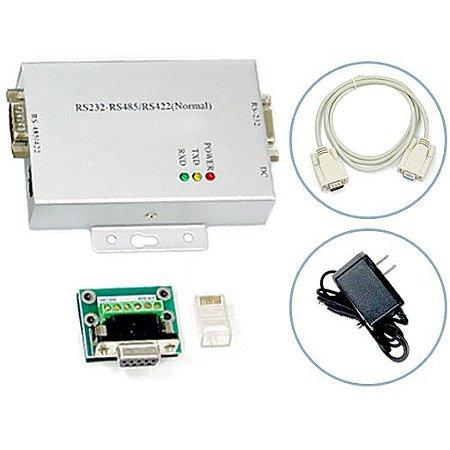 Conversor Serial RS-232 RS-485 RS-422 Impac
