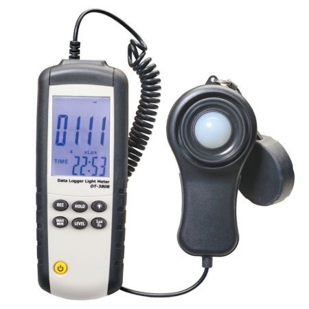 Luxímetro Profissional com Datalogger IP-3808 Impac
