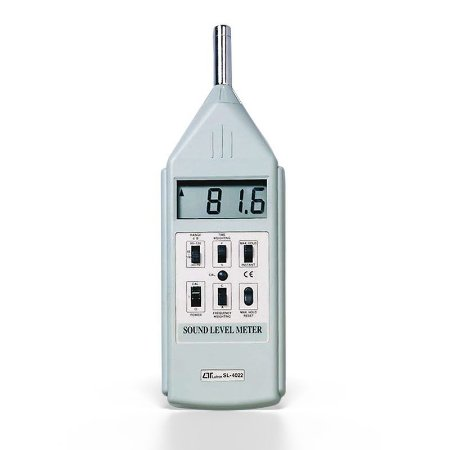 Decibelímetro Digital Tipo 1 SL-4022 Lutron